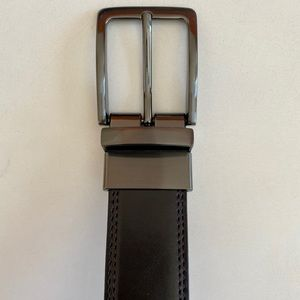 Other - NEW Genuine Leather Brown Belt